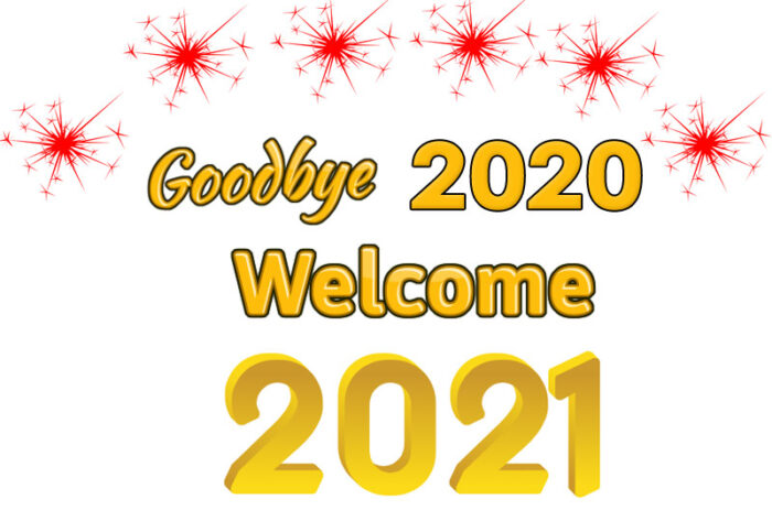 goodbye 2020 welcome 2021 clipart images free clip art