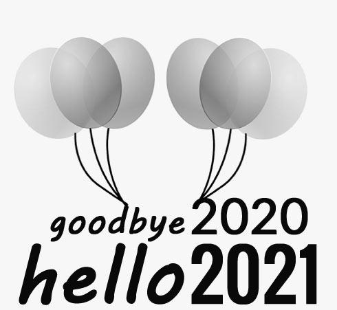 goodbye 2021 hello 2022 clipart black and white