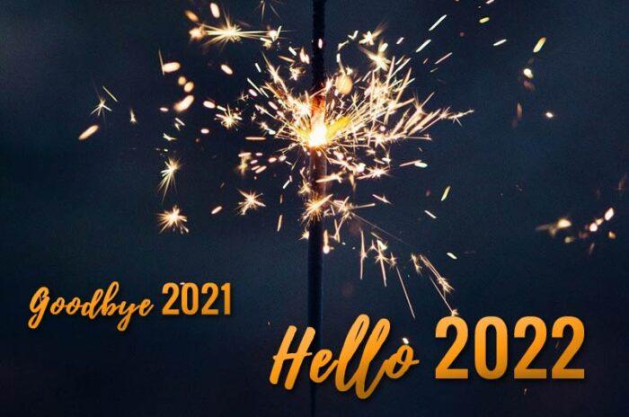goodbye 2021 hello 2022 images banner