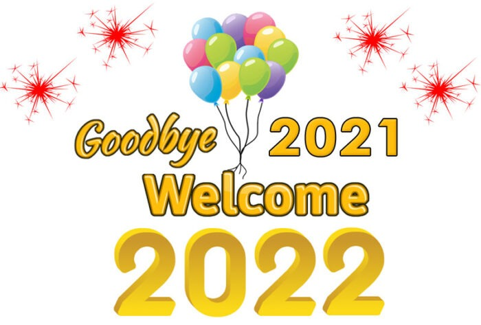 goodbye 2021 welcome 2022 clipart new year images free download