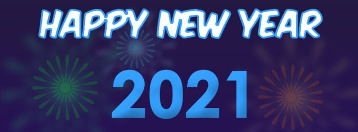 Happy New Year 2021 Facebook banner fb cover photos
