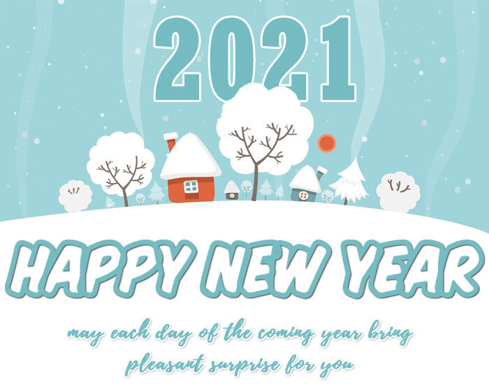 happy new year 2021 greetings quotes photos