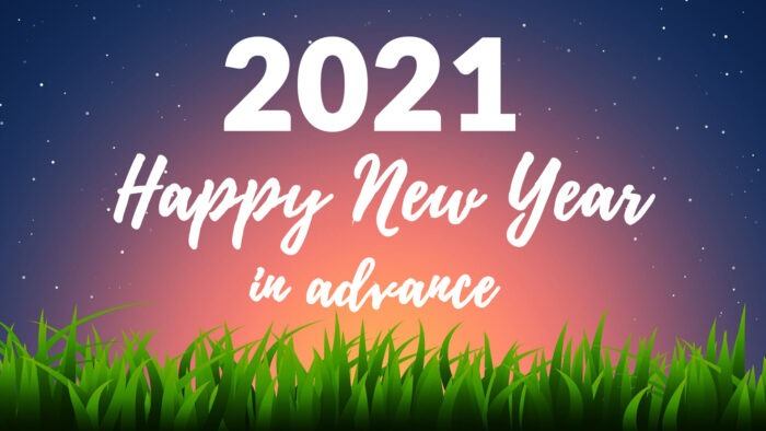 happy new year 2021 in advance wallpaper computer hd pics download