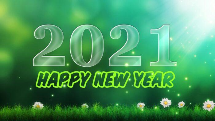 happy new year 2021 wallpaper full hd