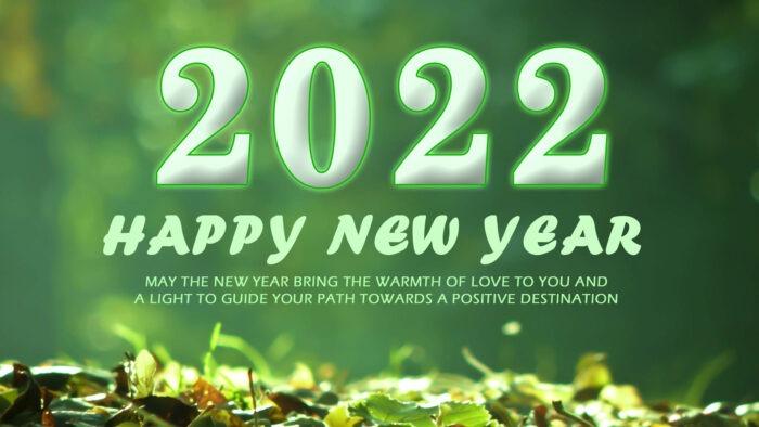 happy new year 2022 desktop background hd photo