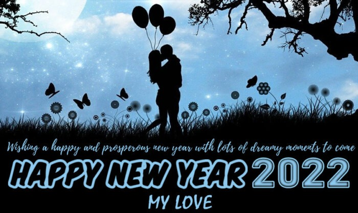 happy new year 2022 my love quotes wishes to wife girlfriend