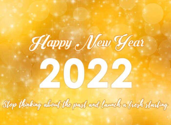 happy new year 2022 photo cards greetings