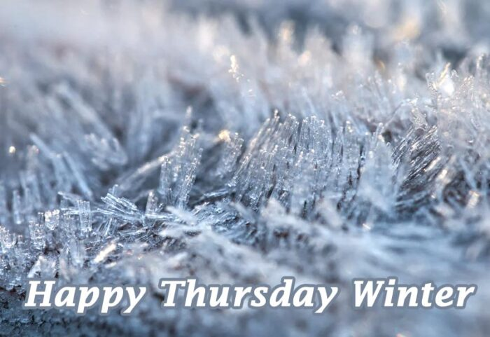 happy thursday winter images morning scenes theme pics