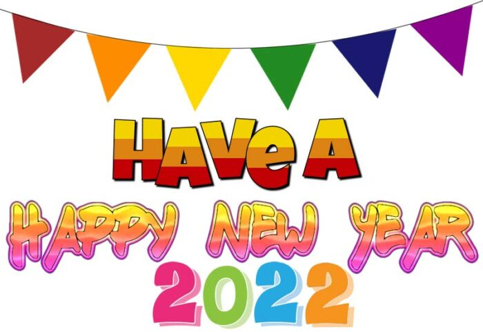 have a happy new year 2022 clipart images clip art picture