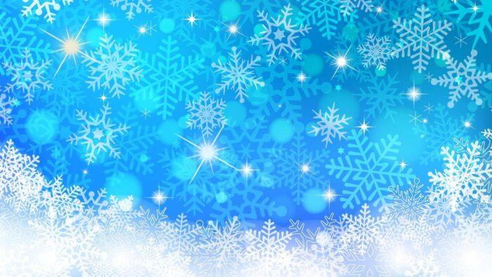 holiday zoom background