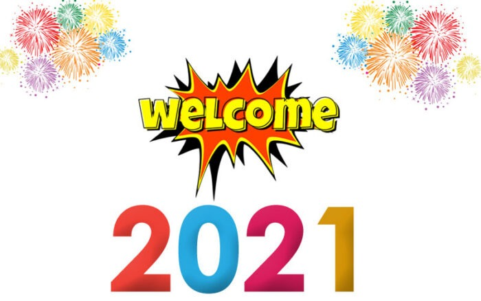 welcome 2021 clipart