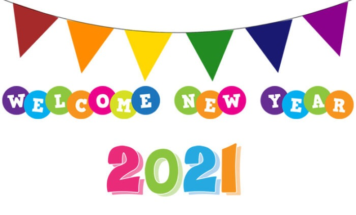 welcome 2021 clipart new year images free download