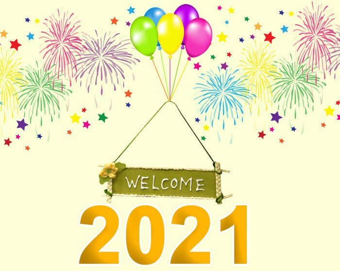 Welcome 2021 images and pics free download
