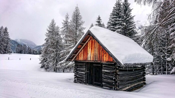 winter cabin background snowy white virtual backgrounds for zoom meetings