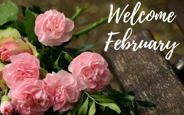 good morning welcome february images 2021