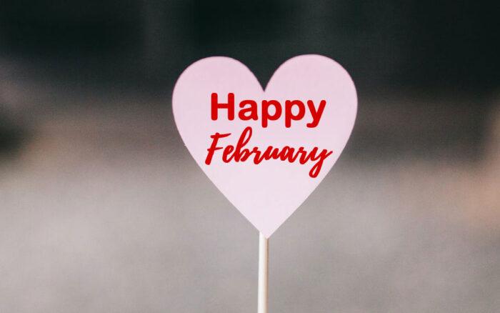 happy february photos 2021 new month
