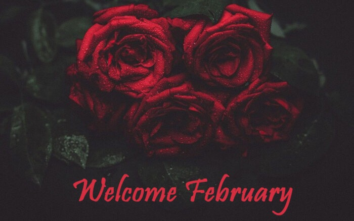 love month welcome february images 2021