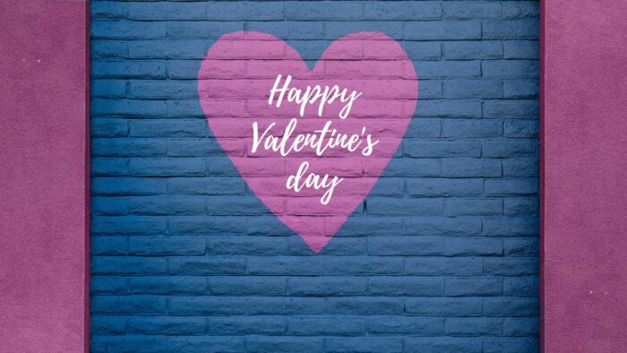 Valentine's Day Zoom background images