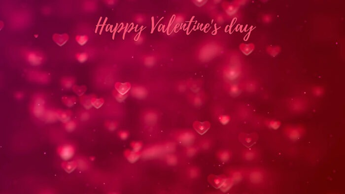 valentines day zoom background Hearts love virtual backgrounds for zoom meetings