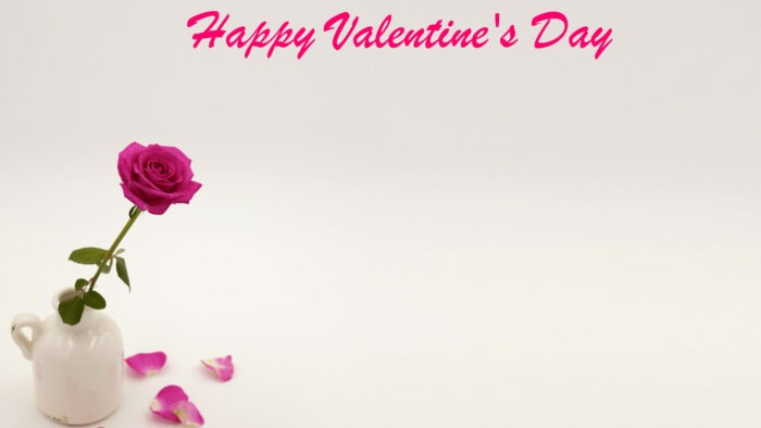 valentines day zoom virtual backgrounds Roses Flower romantic love background