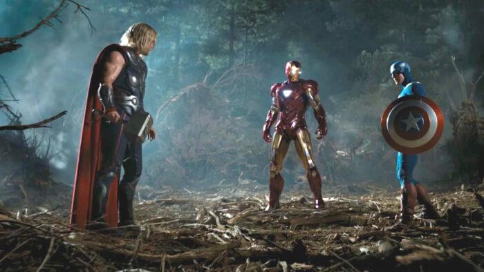 avengers zoom virtual backgrounds superhero captain america iron man background