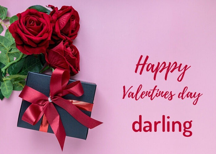 happy valentines day darling images sweetheart sweet husband boyfriend bf pics