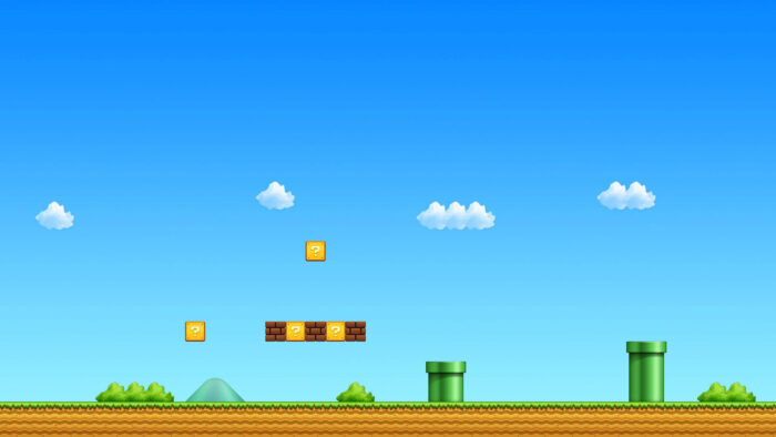 mario background nintendo super brothers virtual backgrounds for zoom meetings
