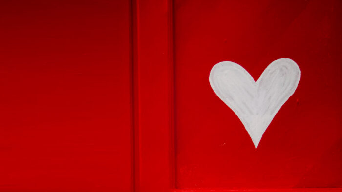 red heart zoom virtual backgrounds romantic love valentines background