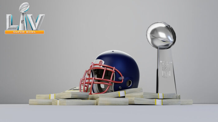 super bowl background NFL football virtual backgrounds for zoom meetings