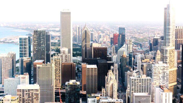 cityscape zoom virtual backgrounds skyscraper urban jungle background