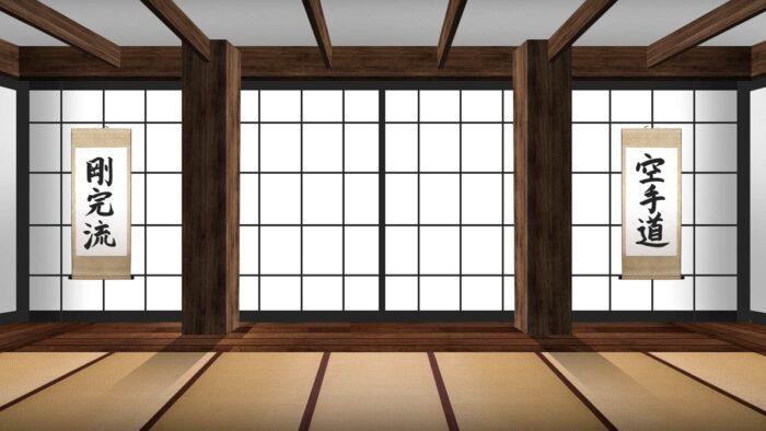 cobra kai dojo background zoom microsoft teams virtual backgrounds
