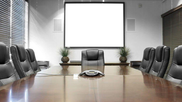 microsoft teams professional background for virtual meetings conference room chair