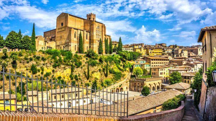 tuscany italy zoom background virtual calls images