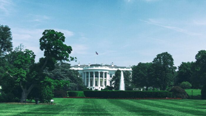 white house zoom virtual backgrounds building lawn background