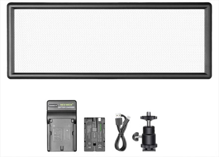 Neewer Dimmable LED Video Light
