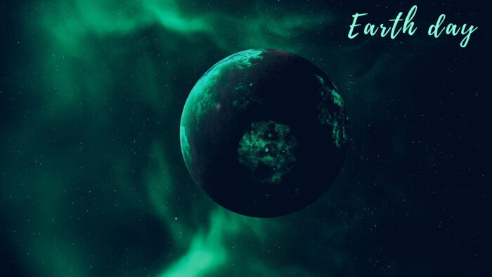 earth day zoom background