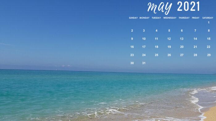 may 2021 calendar desktop wallpaper background download