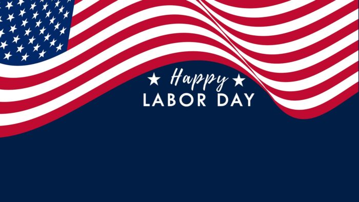 labor day zoom background