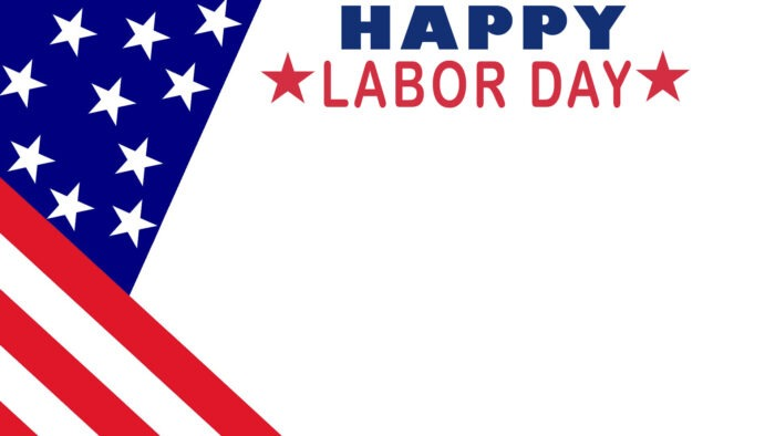 labor day zoom virtual backgrounds International Workers event background