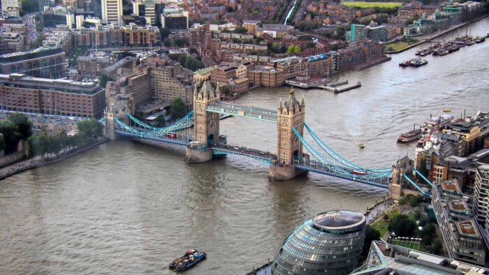 london background skyline city bridge zoom virtual backgrounds