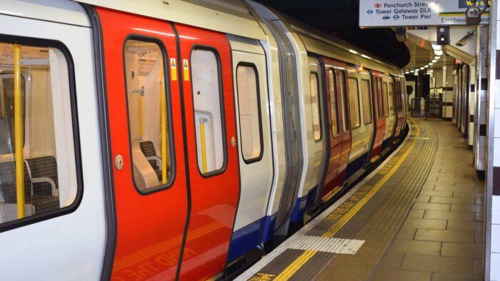 london zoom virtual backgrounds transport underground background