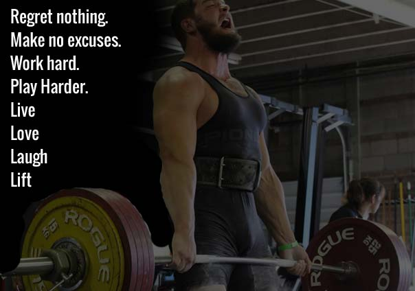 powerlifting strength quotes motivational