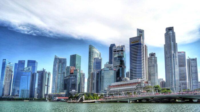 singapore zoom background