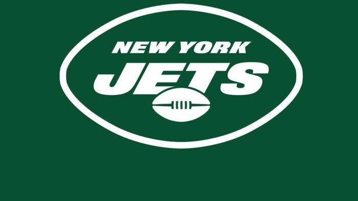 new york jets background NFL team logo zoom virtual backgrounds